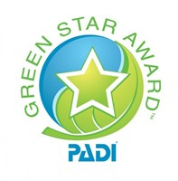 PADI Green Star Award